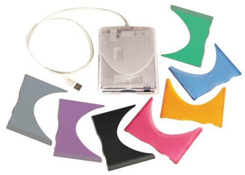 SmartDisk USB Floppy Drive Color Kit by VST Technologies