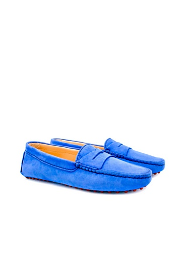 Bobbies Mocasines Parisinos Azul