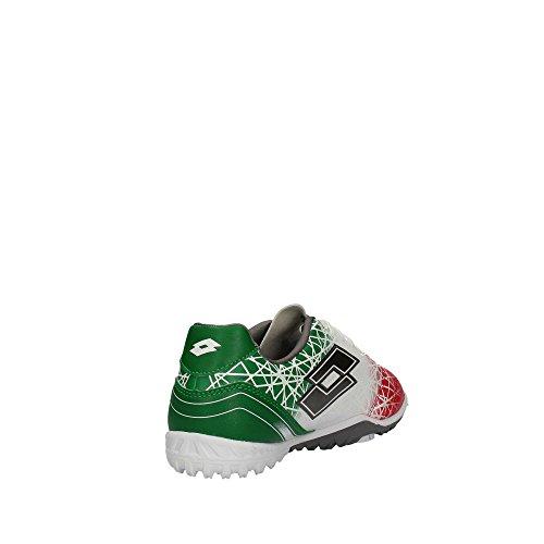 Lotto T3439 Sneakers Mann Weiß