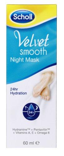 Scholl Velvet Smooth Pedicure Overnight Foot Mask 60 ml