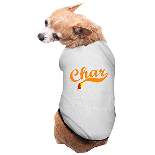 Price comparison product image Bro-Custom Cartoon Characters Char Tail T-shirts For Puppies
