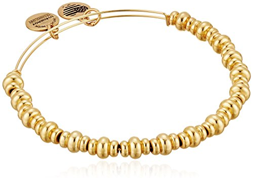 Alex Ani BBEB16YG Beaded Bangle