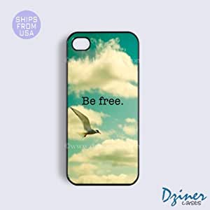 iPhone 6 Tough Case - 4.7 inch model - Sky Bird Be Free iPhone Cover