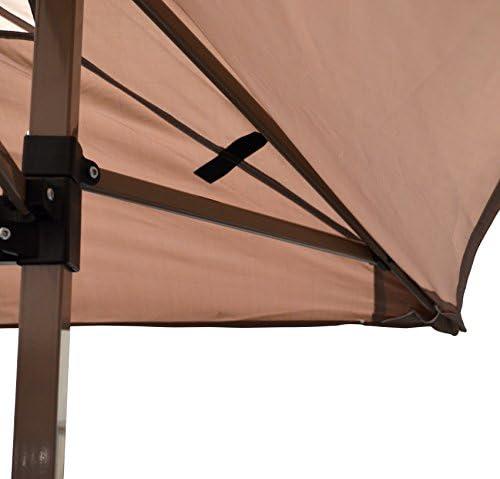 IVYSHION Housse de Canap/é dangle Protecteur de Canap/é Couverture Canap/é dangle Housse Matelasse R/éversible 240/×270CM Gris