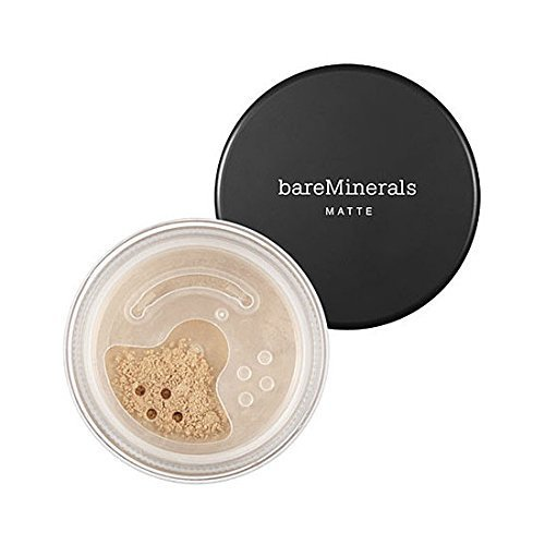 MATTE BARE ESCENTUALS-BAREMINERALS MATTE SPF 15 Foundation MEDIUM C25 (0.21 Ounce Foundation)