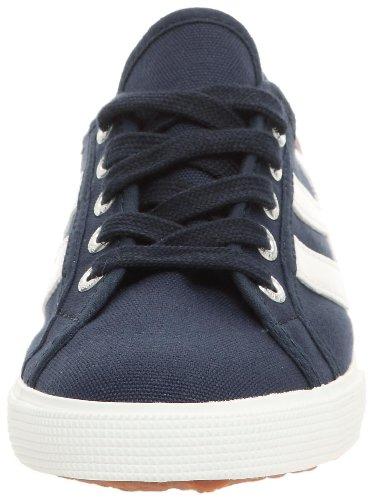 Superga - Zapatillas de tela unisex Azul (Bleu Marine)