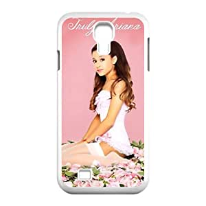 Customize American Famous Singer Ariana Grande Back Case for Samsung Galaxy S4 I9500 JNS4-1687