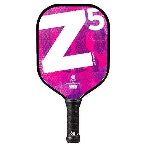 Onix Graphite Z5 Pickleball Paddle - Mod Pink