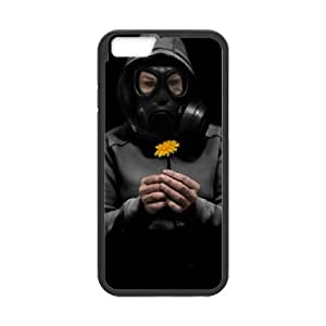iPhone 6 Plus 5.5 Inch Phone Case Covers Black Toxic Hope HXT Mobile Phone Covers And Cases