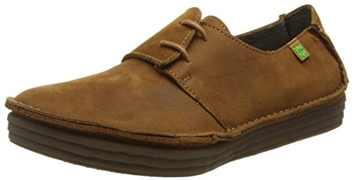Wood Scarpe Pleasant Field Donna Stringate Marrone Rice Derby El Naturalista Nf80 wXqUAxnZv