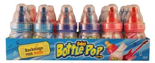 Baby Bottle Pop Candy 18ct by Candy Crate