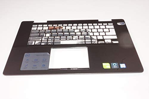 FMB-I Compatible with 439.0EZ06.0002 Replacement for Dell Palmrest Top Cover I7586-5045SLV-PUS