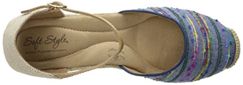 Soft Style by Hush Puppies Pepin Tela Espadrille