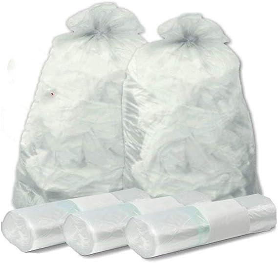 palucart® Sacs poubelle transparent cm 70 x 110 (110 litres