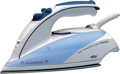 Braun SI 6220 Dampfbügeleisen Free Style Bügeln Haushalt Textilpflege