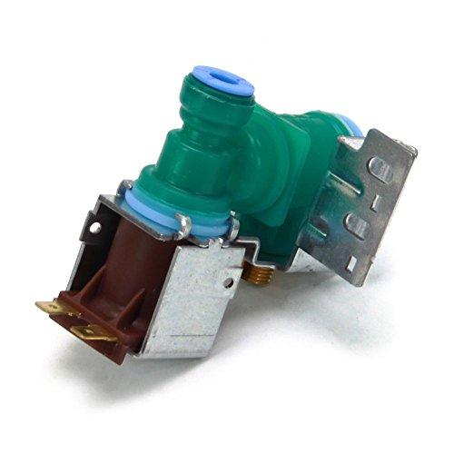 (Frigidaire Refrigerator Icemaker Ice Maker & Water Valve 2188784)
