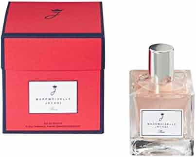 Jacadi Fragrance Mademoiselle Jacadi Eau de Toilette, Miss Jacadi, 1.7 Fluid Ounce