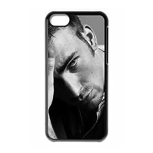 iPhone 5c Cell Phone Case Black Chris Evans Ubcff