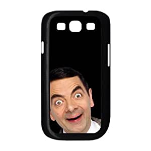 Samsug S3 9300 Black Mr Bean phone case cell phone cases&Gift Holiday&Christmas Gifts NVFL7A8823916