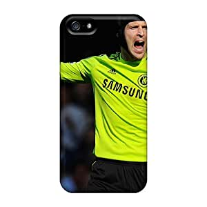 New Cute Funny The Football Player Chelsea Petr Cech Cases Covers/ Iphone 5/5s Cases Covers