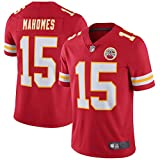 Outerstuff Patrick Mahomes Kansas City Chiefs Mens Jersey - Red