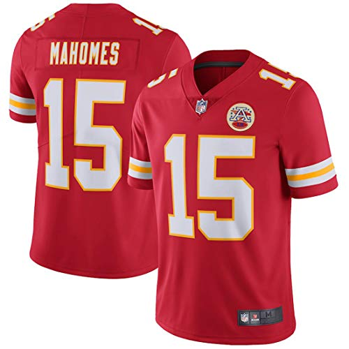Outerstuff Patrick Mahomes Kansas City Chiefs Mens Jersey - Red From  Outerstuff 399c4d7b2