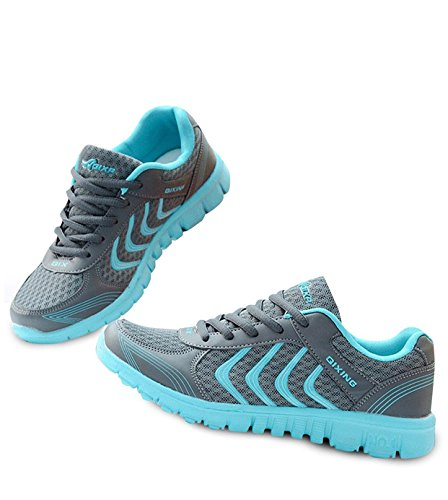Pictures of Fashion Brand Best Show Women's Athletic Blue 3