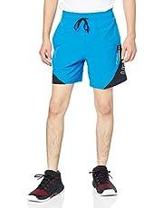 Under Armour Men's Swim Trunks/Board Shorts Polyester/Elastane Blend 1356861 Blue (Large)