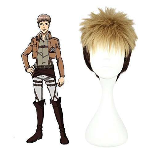 Jean Kirstein Cosplay Costume (Mcoser 12