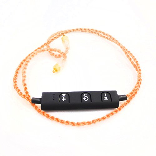 Sqrmekoko Wireless Upgrade Cable for Shure SE215 SE425 SE...