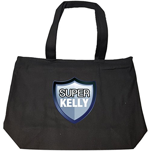 Super Kelly For Hero First Name Gift - Tote Bag With Zip