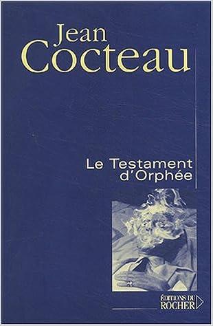 En ligne téléchargement Le Testament d'Orphée pdf, epub ebook