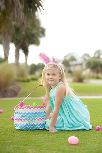 Wholesale Boutique Toy Bucket Storage Easter Halloween (Personalized, Zaggie Maggie) ()