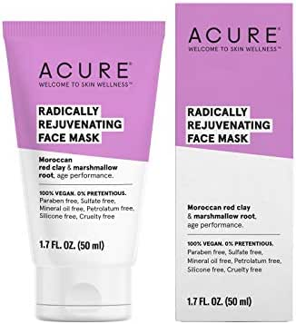 Facial Treatments: Acure Radically Rejuvenating Face Mask