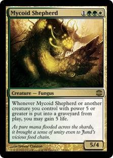 Magic: the Gathering - Mycoid Shepherd - Alara ()