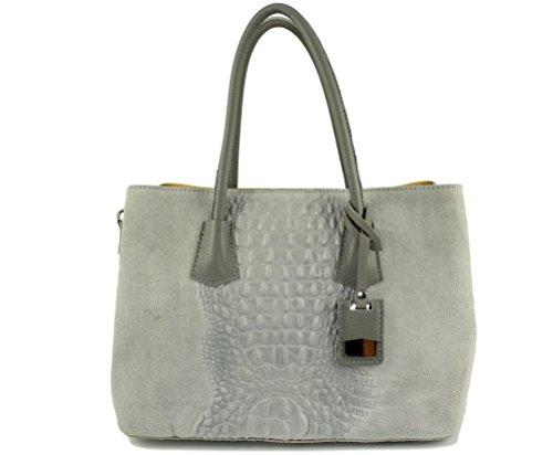 Coloris Gris paris chloly Plusieurs Cuir sac sac Kathy à Clair Kathy Italie Sac main sac cuir cuir femme italie cuir wUSqaYB