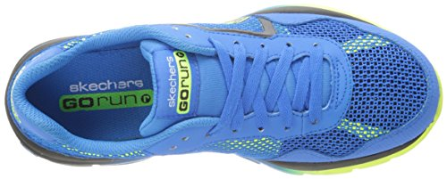 Skechers GO Supreme Jungen Sneakers Royal/Yellow