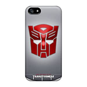 Iphone 5/5s Btm2038nRGV Provide Private Custom Stylish Autobots Logo Image Shockproof Cell-phone Hard Covers -no1cases