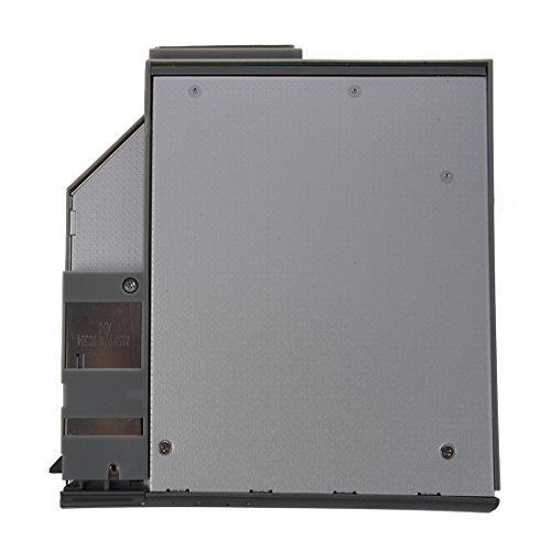 Dell Latitude Hard Drive Caddy - TOOGOO(R) Laptop Hard Drive Caddy for Dell Latitude D610 D620 D630 D800 D810 D820 D830 - SATA 2nd Hard Drive HDD Caddy Adapter