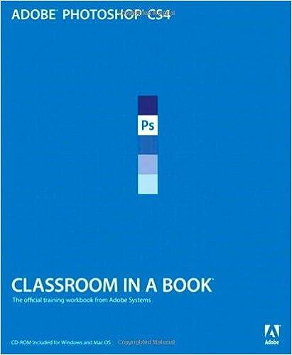 adobe photoshop cs4 classroom in a book adobe creative team