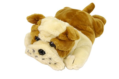 Abilitations Small Weighted Bulldog, 5 Pounds
