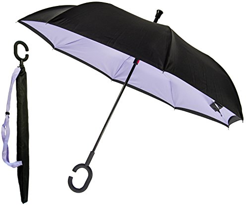 pi-home-store-reverse-folding-action-double-layered-windproof-umbrella-black-and-purple-with-handsfr