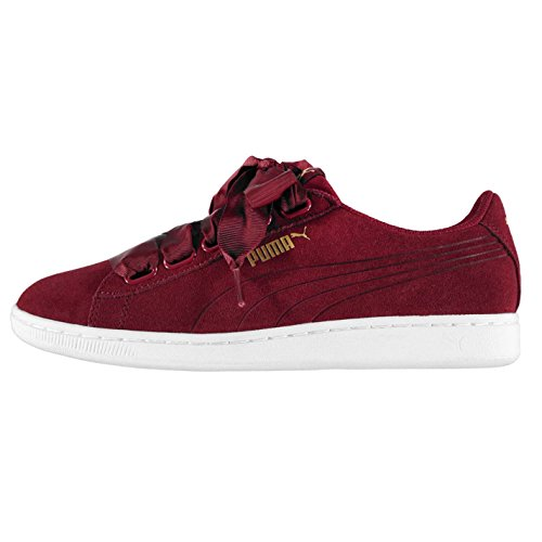Sports ruban tibétain Vikky Sneakers Puma Officiel pour Rouge Chaussures Baskets Baskets femme FaxffZn