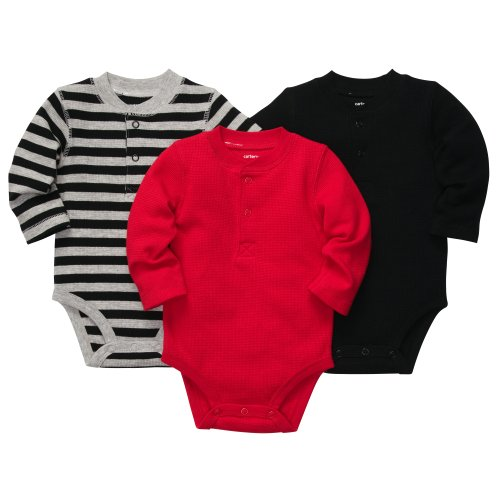 Carters Baby Boys 3 pk Bodysuits