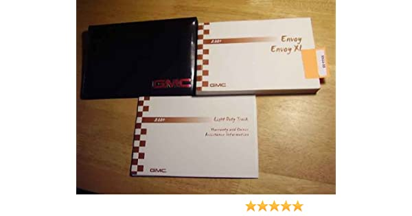 2015 gmc envoy owners manual slt array 2004 gmc envoy owners manual gmc amazon com books rh amazon fandeluxe Images