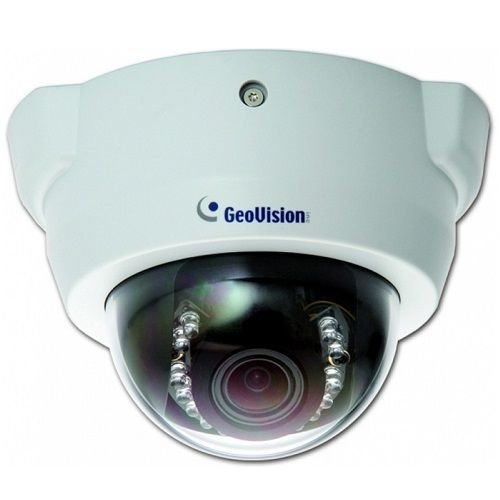 IP Camera, 2 MP, 3 to 9mm, 4-21/64inH, 12W