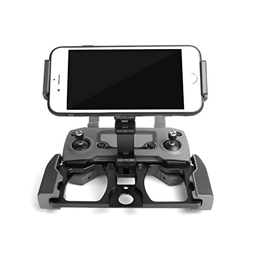 Smdoxi_toys Model Airplane Aircraft Model Helicopter Toy Car Phone Tablet Monitor Holder Stand Mount Clip for DJI Mavic 2 / Pro / Air / Spark ()