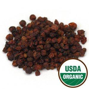 Starwest Botanicals Organic Schisandra Berry Whole, 1 Pound by Starwest Botanicals (Image #1)