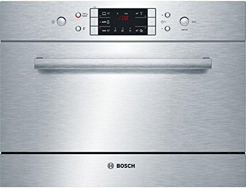 1 opinioni per Bosch SKE52M65EU Integrabile 6places A+ Acciaio inossidabile lavastoviglie