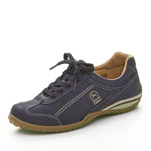 Gabor Tote Donna Sneaker Blu